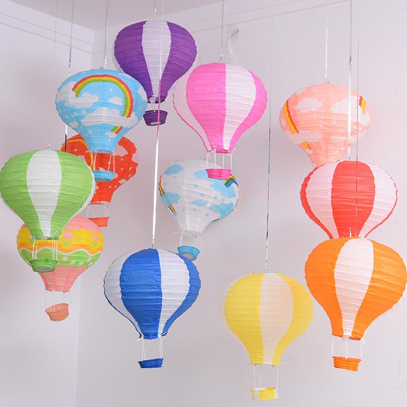 10Pcs 30cm Paper Chinese wishing lantern hot air balloon Fire Sky lantern for Birthday Wedding Party Children's Day Gift(China (Mainland))