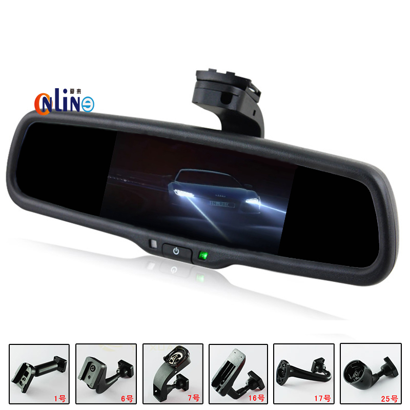 popular electronic rear view mirror buy cheap electronic rear view mirror lots from china. Black Bedroom Furniture Sets. Home Design Ideas