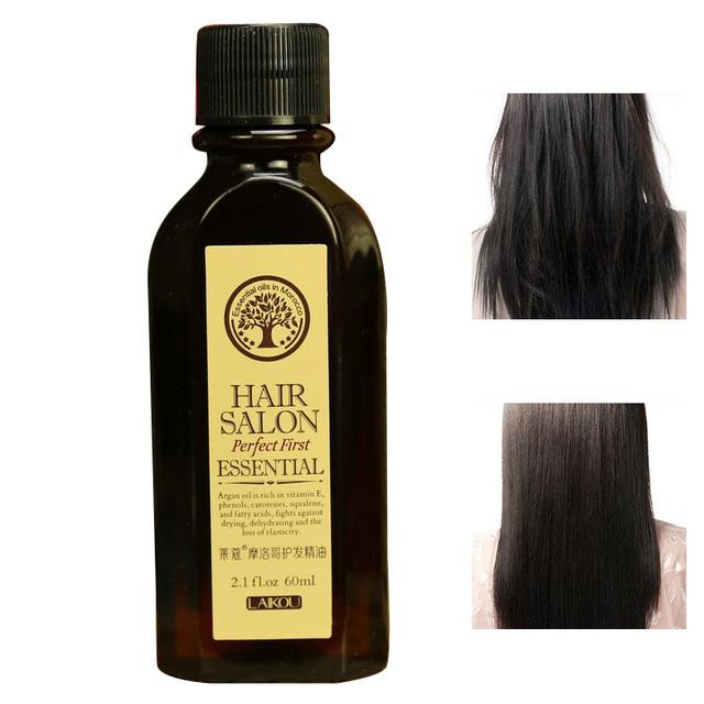 Марокканский для ухода за волосами сплит-кондиционеры сухие волосы завивают специальная ...