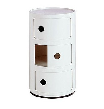 Componibili/circular lockers/cabinet/nightstand/bedside table/storage/cabinets/furniture/free shipping