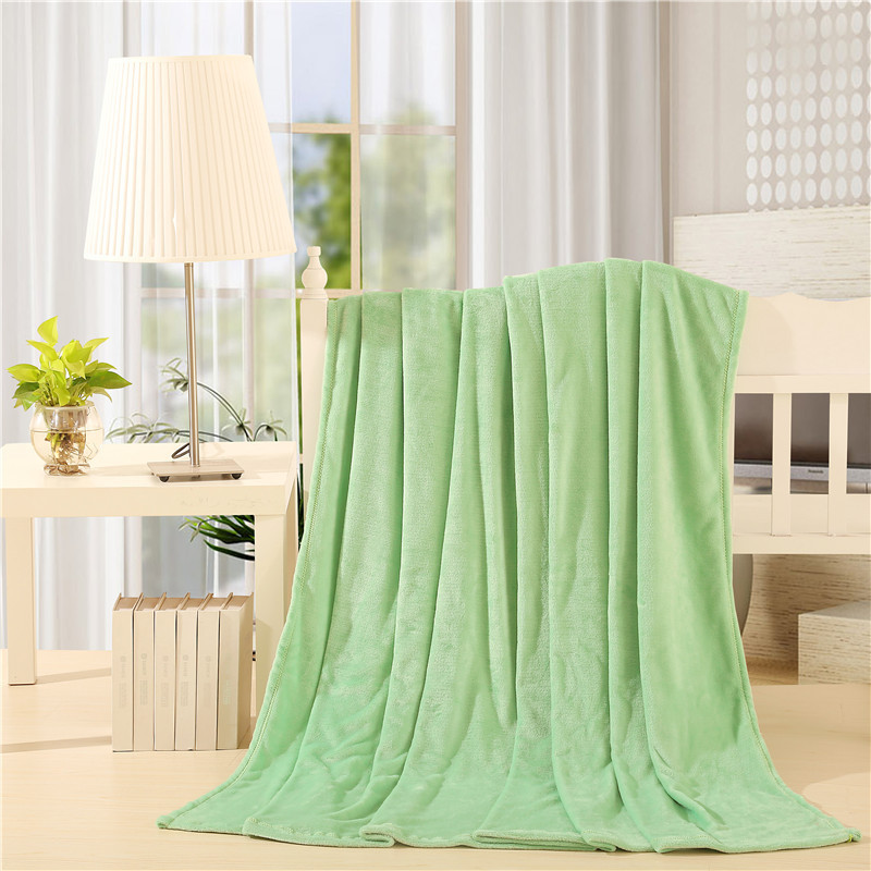 New brand hot fleece blankets adult winter thick warm big blanket super soft carpet on the bed throw(China (Mainland))