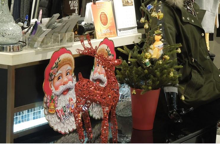 Hot sale wholesale phoebe shop 2016 christmas ornaments for Christmas decoration sales 2016