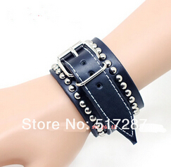 New Fashion Leather /belt,Clinches,Buckles,Casual&Punk style,Young men,Bracelets 2(China (Mainland))