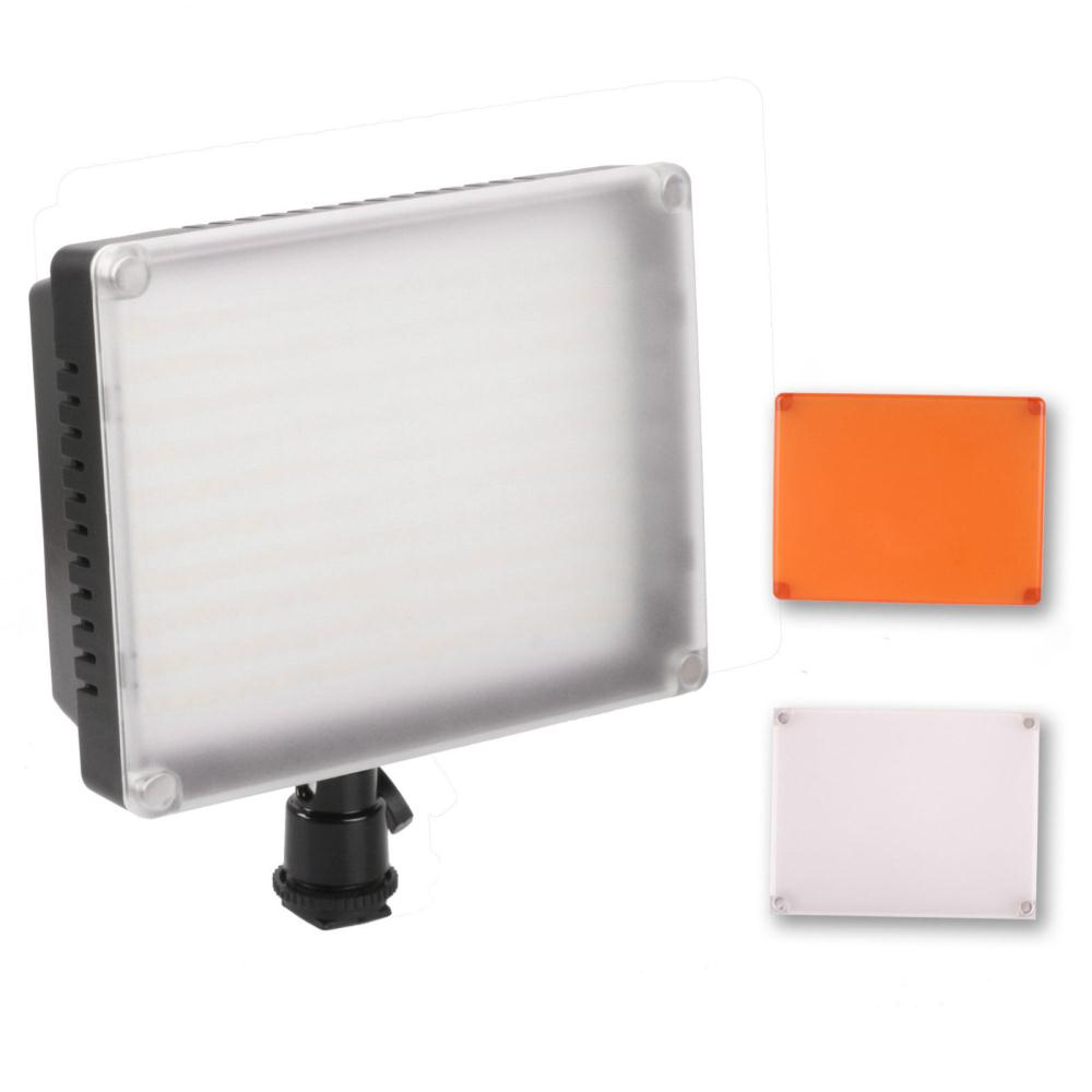 Wansen W200 Led Video Light For Canon Nikon  Camera DV Camcorder<br><br>Aliexpress