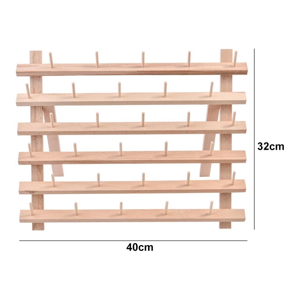 30 осевой швейный Органайзер DIY портной ручной работы резной шкаф деревянный aeProduct.getSubject()