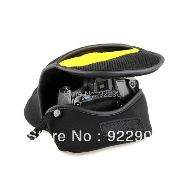 S Size Camera Case Cover Bag For nikon D40 D60 D3000 D3100 18-55mm(China (Mainland))