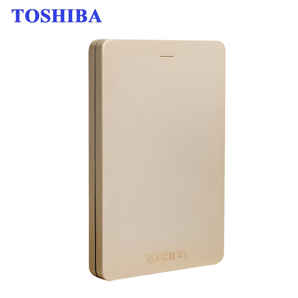 "Toshiba Canvio Alumy HD Externo 2.5"" 1TB External Portable Hard Drive USB 3.0 HDD Storage Device Hard Disk dur Laptop Soldering(China (Mainland))"