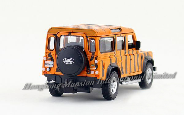 136 zebra-stripe For TheLand Rover Defender (10)