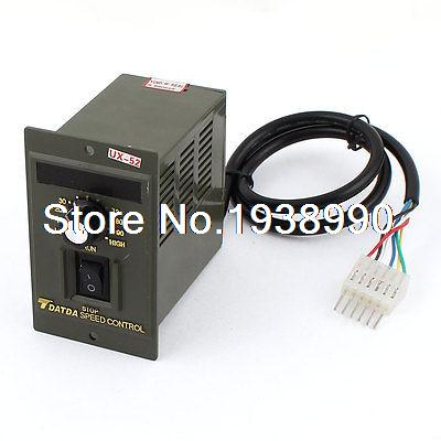 AC 220V 50Hz 60W 6Pin Connector Motor Speed Control Controller Switch<br><br>Aliexpress