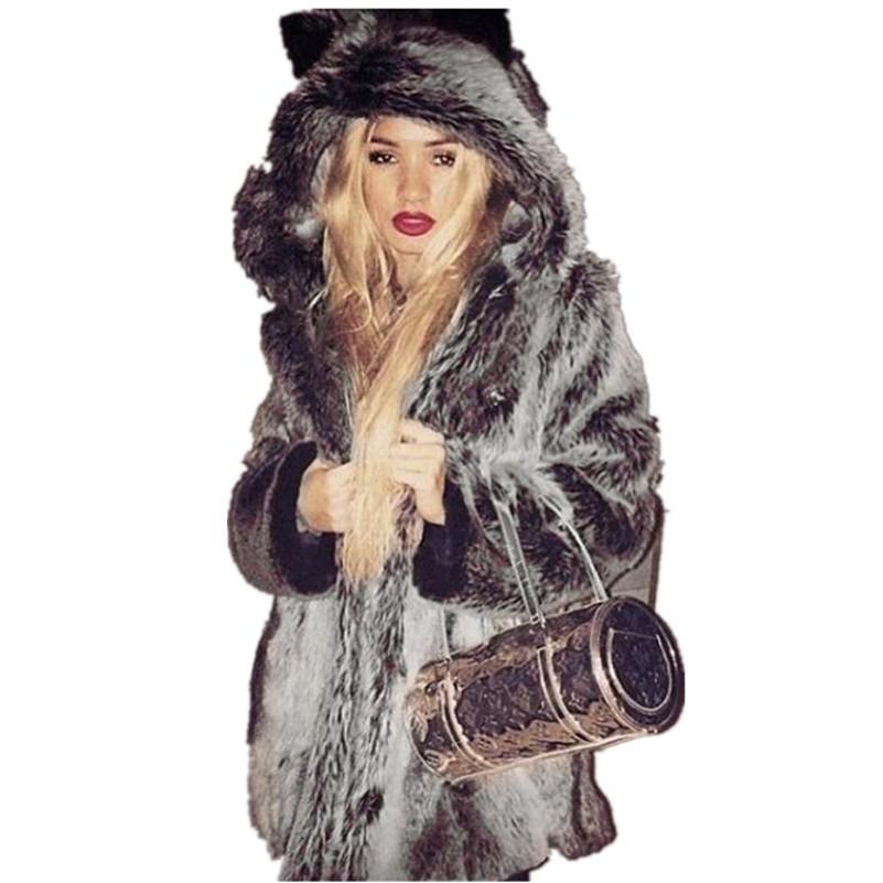 Compare Prices on Bear Faux Fur Jacket- Online Shopping/Buy Low