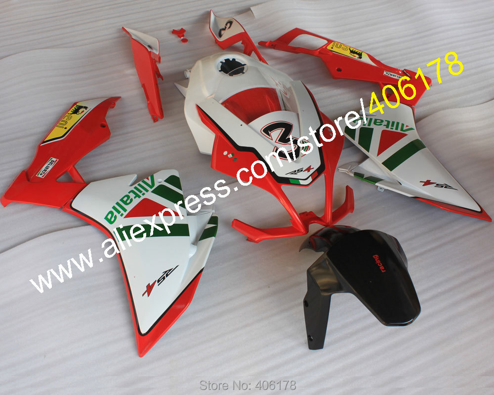 Hot Sales,Number 3 For Aprilia RS4 50 2011 2012 2013 2014 2015 RS4 125 11 12 13 14 15 Sportbike Fairing Kit (Injection molding)