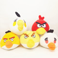 Kawaii Cute toys stuffed animals soft doll Birds movies cartoon doll car ornaments small house pets