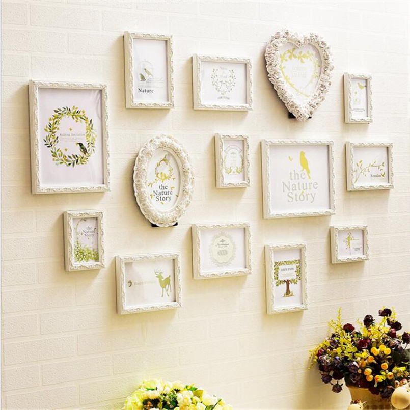 online kaufen gro handel fotowand collage aus china fotowand collage gro h ndler. Black Bedroom Furniture Sets. Home Design Ideas