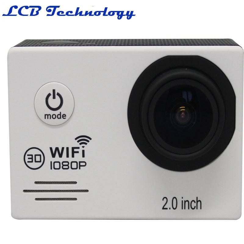 WiFi Action Camera 30FPS Gyro Sports HD DV Car DVR 2.0 Diving 30m Helmet Video Camera DV30 With Retail Box(China (Mainland))