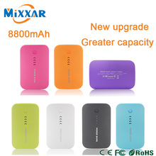 ZK90 Double USB 8800mAh Power Bank External Mobile Backup Battery Powerbank Portable Charger For Mainstream Smartphone