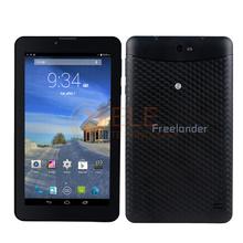 Original 7.0 Inch HD Freelander PD10 3GF Tablet PC 1024*600 MTK8312 Dual Core 512MB RAM 8GB ROM Android 4.4 GPS Bluetooth 4.0(China (Mainland))