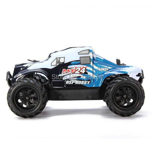 HSP Rc Car Electric Power 4wd Mini Hobby 1/24 Scale Road Monster Truck 94246 Remote Control Toys Electronic Toys Rc Model