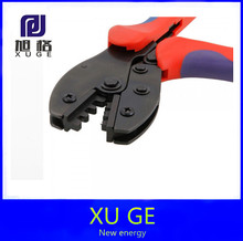 MC4 Crimping tool for MC4 connector solar cable 2.5m2 4mm2 6mm2, PV Crimp tools DIY solar power system connect(China (Mainland))