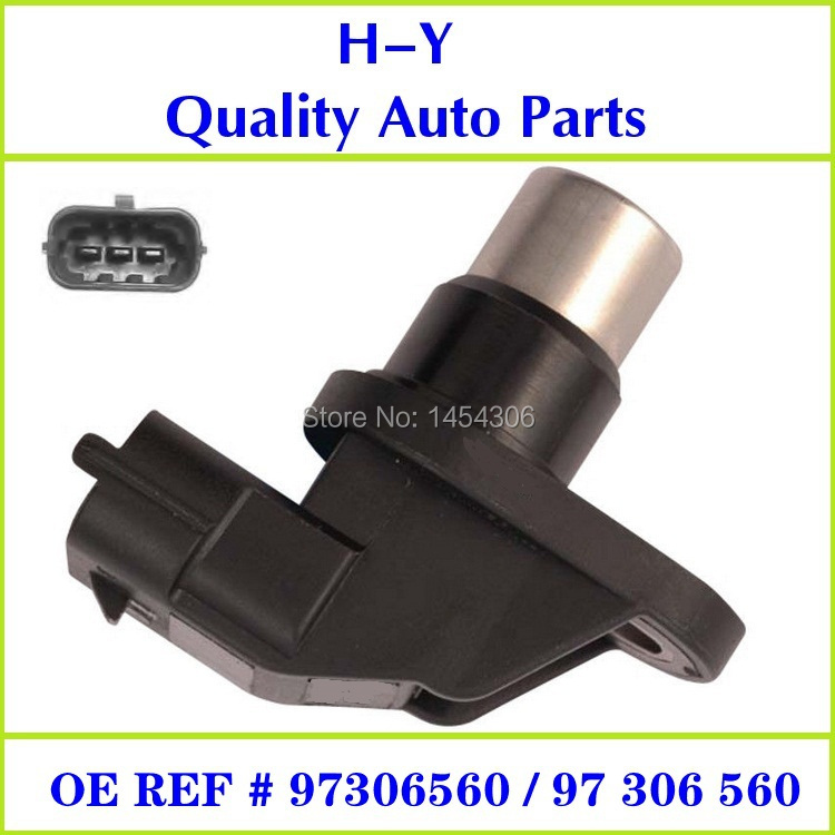 For Vauxhall ASTRA G / H - 1.7 Diesel CAMSHAFT CAM SPEED / POSITION SENSOR - NEW 97306560 / 97 306 560 / 6PU 009 163-841(China (Mainland))