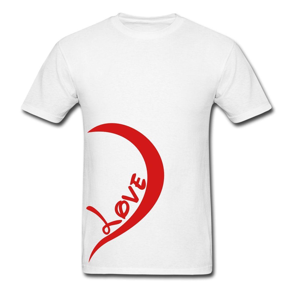 Shirt design price - One Love Matching Couples Part 2 Men S T Shirt 100 Cotton Short Sleeve O
