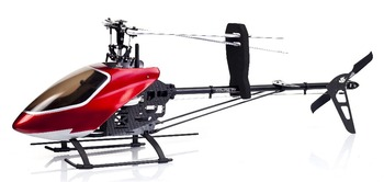 GARTT GT500 DFC TT RC  Helicopter  Torque Tube Version With plastic canopy Align Trex 500