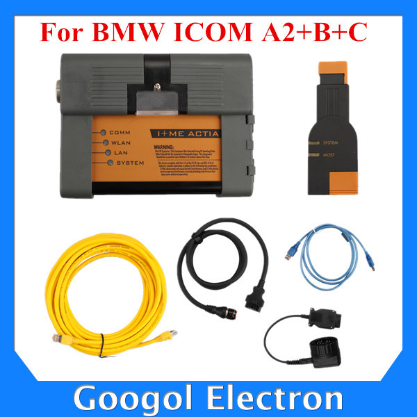 2015 New for BMW ICOM A2+B+C Diagnostic & Programming Tool without Software for BMW Diagnostic Icom a2 ICOM A2 for BMW ICOM(Hong Kong)