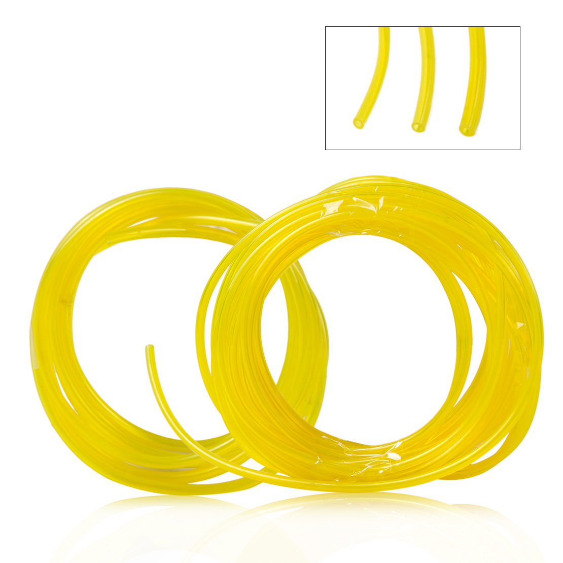"""New 3m 10ft Soft Petrol Blower Fuel Gas Lines Pipe Hose for Trimmer Chainsaws Blowers Pressure Washers 2.5x5mm 3x5mm 3x6mm 1/8""""(China (Mainland))"""