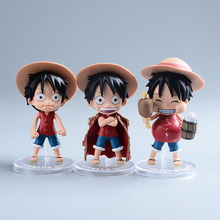 Buy Amine one piece 11.5cm 3pcs/set Luffy & Ace Figure Doll Japanese Monkey D Luffy Portage D Ace PVC Action Figurine Kids Toys for $16.90 in AliExpress store