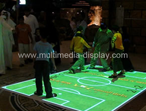 Interactive floor system for Advertising, event, wedding, entainment free shipping from China(China (Mainland))