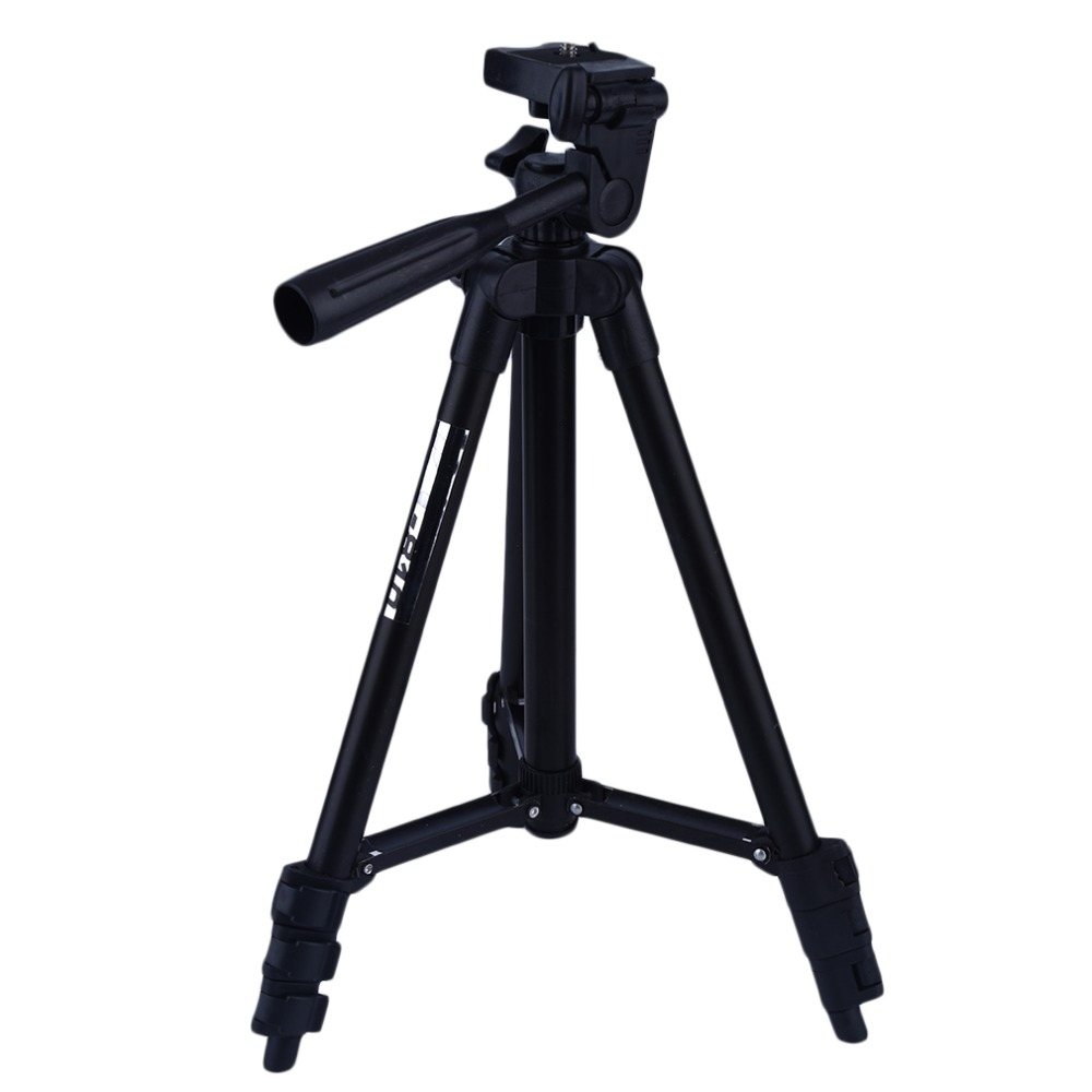 Professional Aluminum Alloy Tripod Bracket Head Set Mount Monopod with Holding Bag Universal For SLR  Camera DV Projector hot <br><br>Aliexpress