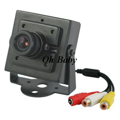 SDR Mini DVR CCD 420TVL Mini Video Surveillance Night Vision Security Cameras Small CCTV Camera <br><br>Aliexpress