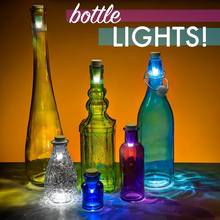 Cork Shaped Rechargeable USB Bottle Light,LED Turn Bottle in Night LAMP Cork Plug,Multicolor changed Wine Bottle LED Night Light(China (Mainland))