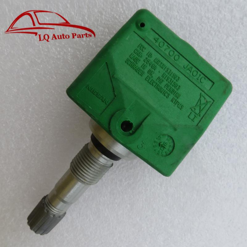 Original Schrader TPMS Sensor 40700-JA01C 40700JA01C Tire Pressure Monitoring Sensor For Nissan Cube GT-R 350Z<br><br>Aliexpress