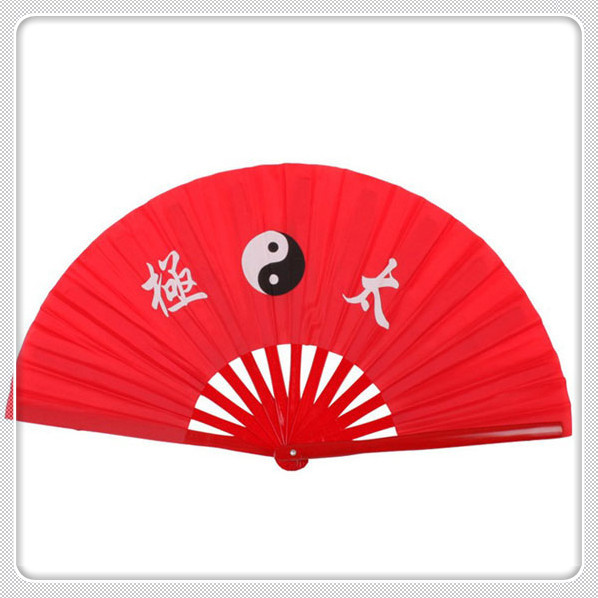 Bamboo Chinese Kung Fu Martial Arts Dance/Practice Performance Tai Chi Fan