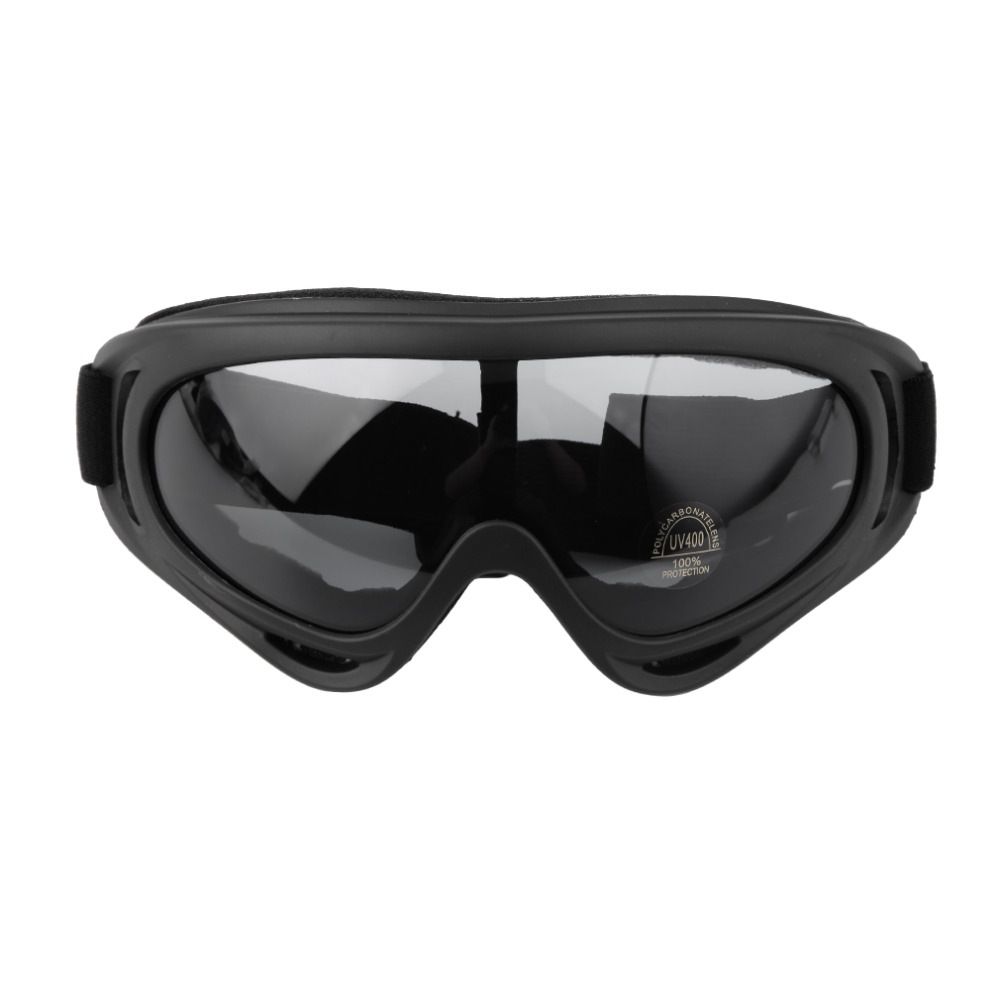 New Motorcycle Bike SUV Glasses Eye Wear Road Racing SKI Goggles Glasses free shipping(China (Mainland))