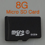 Free 8G micro SD card !! Front door video recorder camera night vision+motion detection