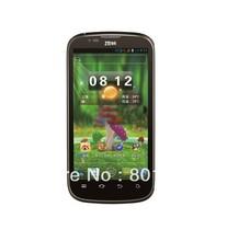 "free shipping Original ZTE V970 Grand MTK6577 Dual-core 1G CPU Android 4.0 3G Dual-SIM WCDMA+GSM 4.3""QHD IPS Unlock(China (Mainland))"
