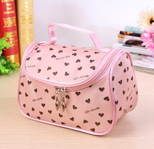 10 different models of side zipper cosmetic bag cosmetic tool storage bag multi function storage bag