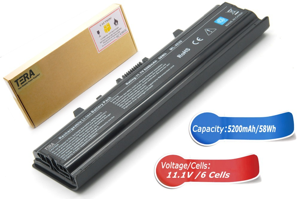 5200mah Tera@High Performance laptop battery for Dell Inspiron 14V 14VR N4020 N4030 N4030D Series 12 months Hassle-free Warranty(China (Mainland))