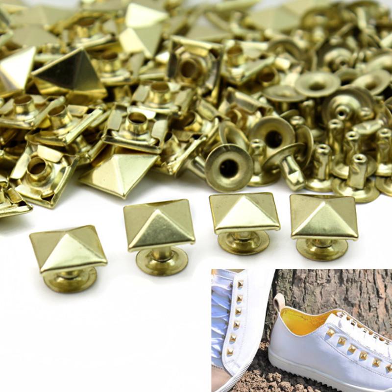 Заклепки металлические для одежды