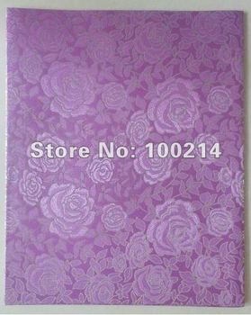 FREE SHIPPING! New design and hot-selling African Sego headtie , DAMASK SEGO, AFRICAN HEAD TIE,GELE,LILAC,HT0048