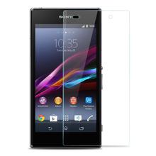 Original  For Sony Xperia M4 Aqua Premium Tempered Glass Screen Protector 2.5D 9H Toughened Film