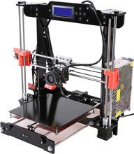 2016 New Upgrade 3d printer DIY Kit Reprap Prusa i3 3d printer P802 1Roll Filament 8GB
