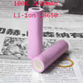 2PCS 2600MAH High Capacity rechargeable 18650 Battery 3 7v Lithium Li ion Original Battery Batteries For