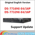 Original English version NVR DS 7732NI E4 16P DS 7716NI E4 16P Embedded NVR DS 7716