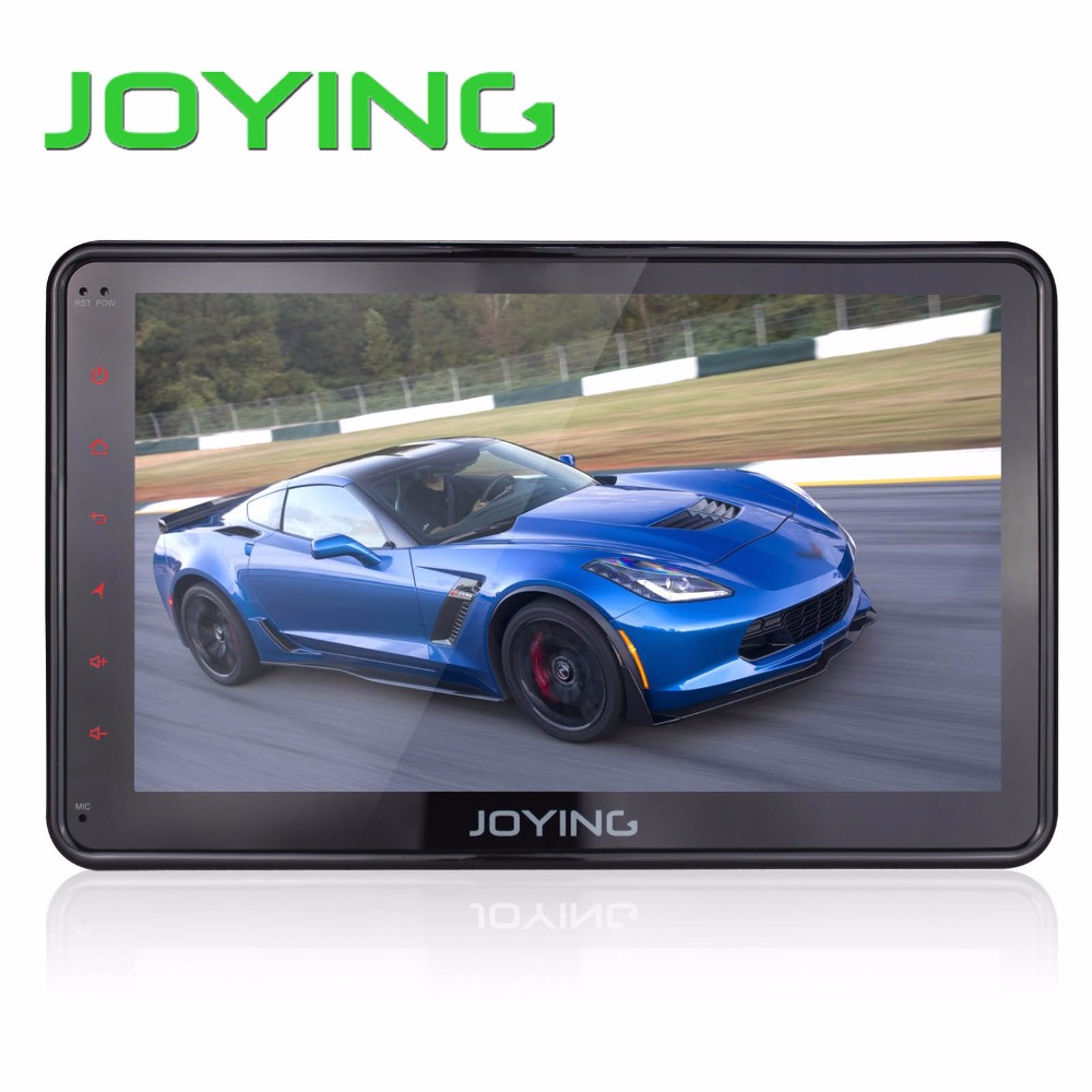 """2016 Joying Lastest 10.1"""" Universal 1024*600 Car Stereo GPS Navigation System Android 4.4.4 Quad Core Double 2 Din Head Unit(China (Mainland))"""