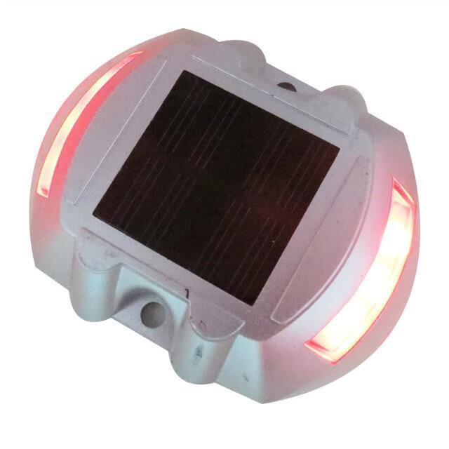 2016 самое лучшее качество солнечной шип алюминия из светодиодов светофоры двойной светоотражающие дорожные знаки, Энергосбережение, Охрана окружающей среды
