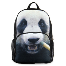 VEEVAN Animal School Backpacks Tiger Horse Backpacks Child Outdoor Backpack 3D Animal Shoulders Bag Backpacks To School Gift(China (Mainland))