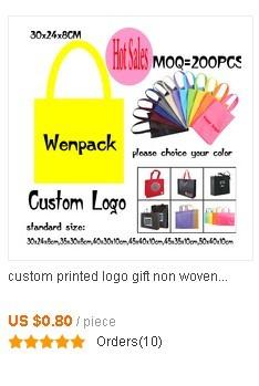 mini non woven bag