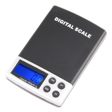 Mini Electronic Balance Weight Scale 1000g x 0.1g LCD Display Digital Jewelry Pocket Scale Weighing Scale(China (Mainland))